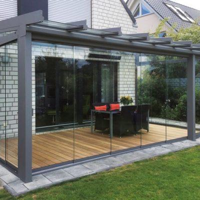 Terrassendach Mit Glas1