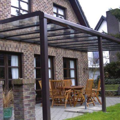 Terrassendach Mit Glas2